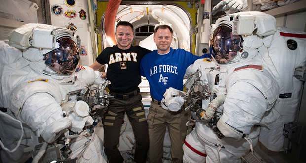 Astronauts health