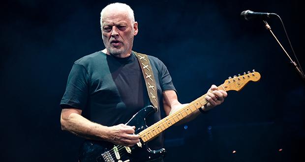 David Gilmour CBE