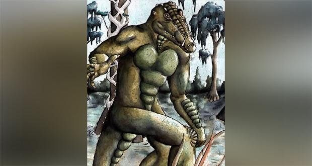 Hombre Caiman
