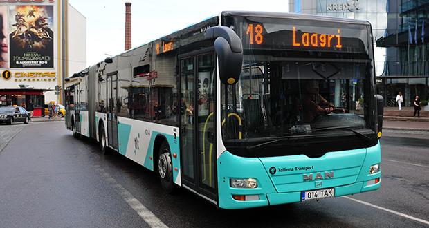 Tallinn transportation