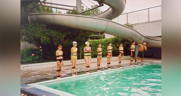 Georgian swimming