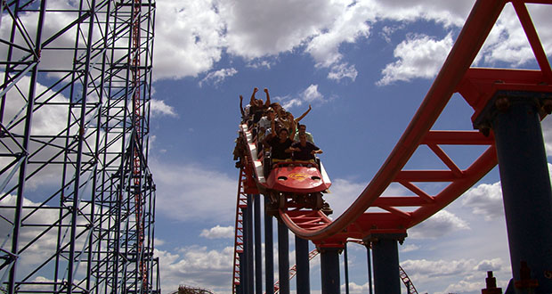 Six Flags Accident
