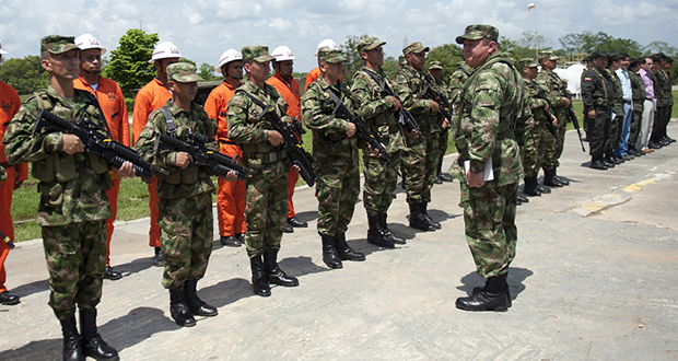 Colombian Armed Forces