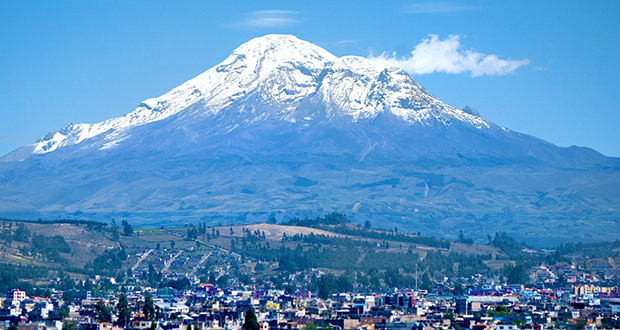 Mount Chimborazo