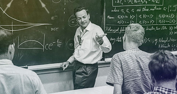 Richard Feynman's lectures