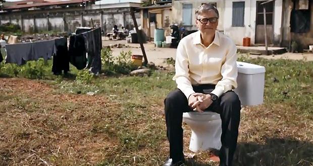 Bill Gates mission