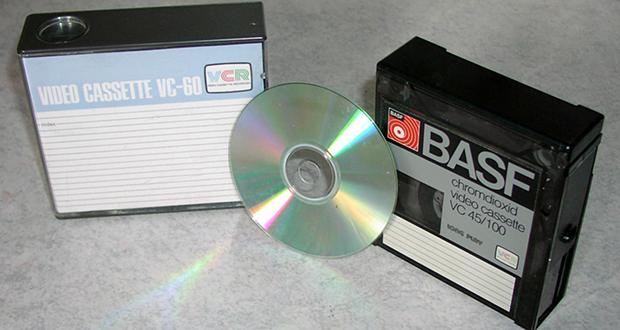 VHS/Betamax war