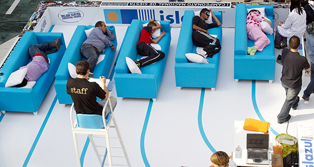 Siesta competition