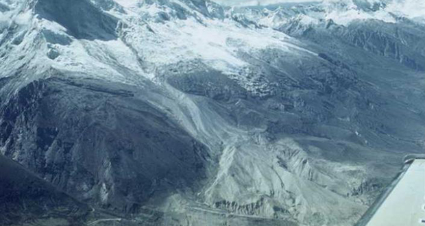 Yungay avalanche