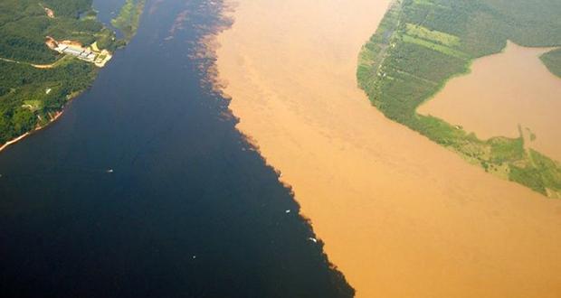 Manaus river