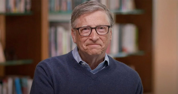 Naughty Bill Gates