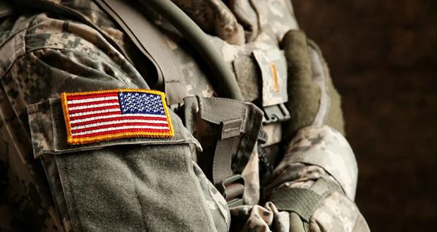 Military Uniform Flag