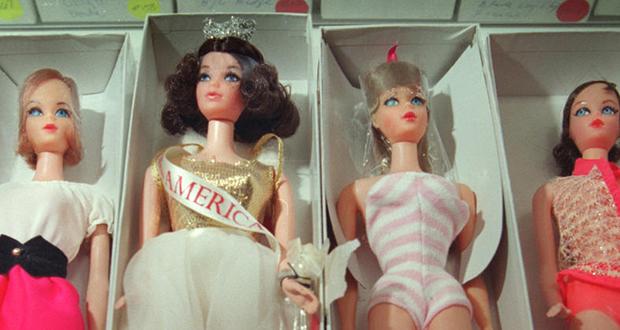 Babysitter Barbie