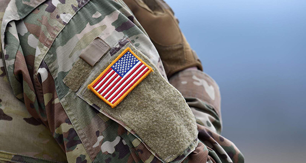 US military