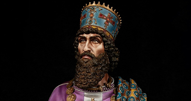 King Xerxes I