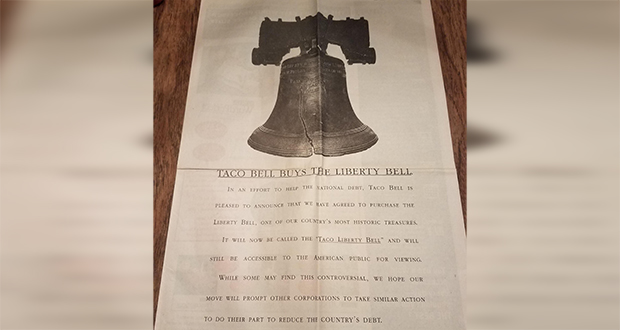 Taco Liberty Bell