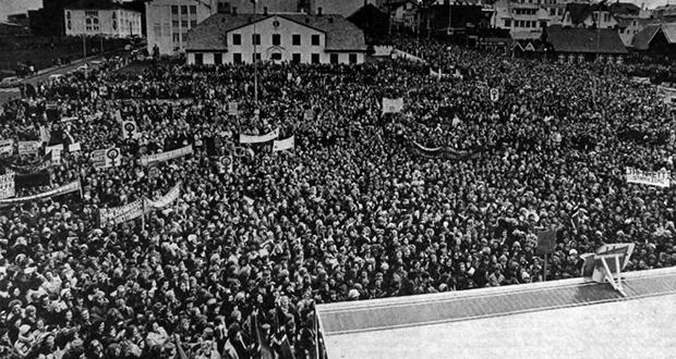 Icelandic women's strike