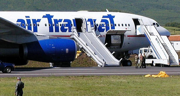 Air Transat Flight 236