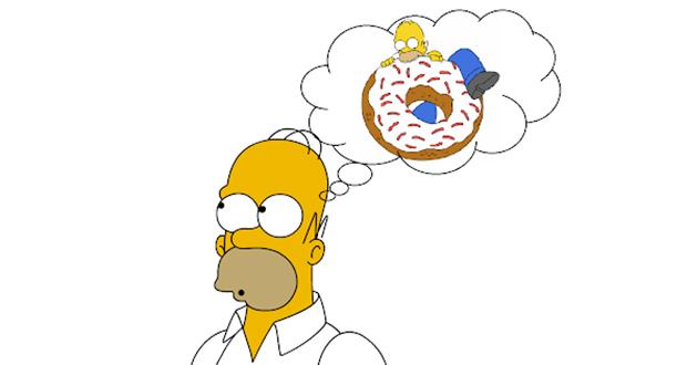 Homer's conversation