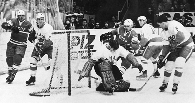 1957 Ice Hockey World Championships