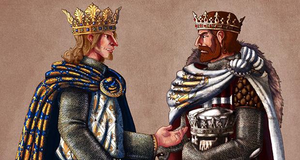 King Richard I of England