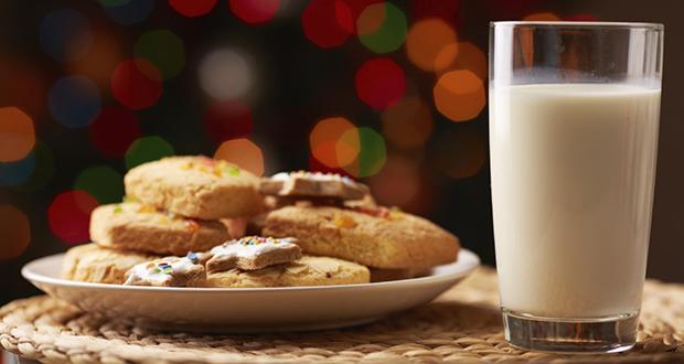 Santa food