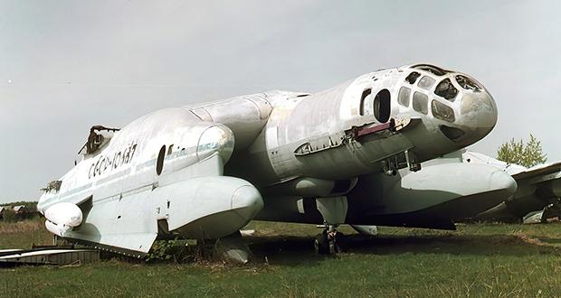 Bartini Beriev VVA-14