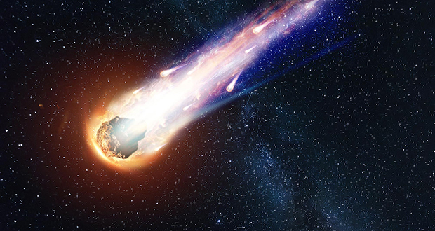 Fallen meteors