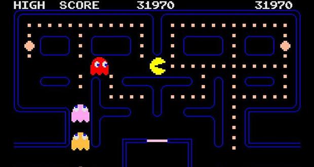 Pac-Man game