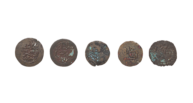 African coins