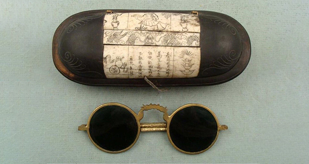 Ancient sunglasses