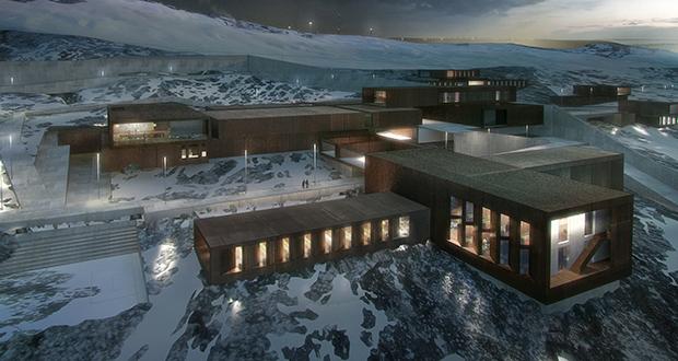 Nuuk prison facility