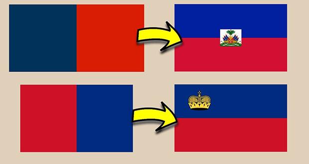 Liechtenstein and Haiti