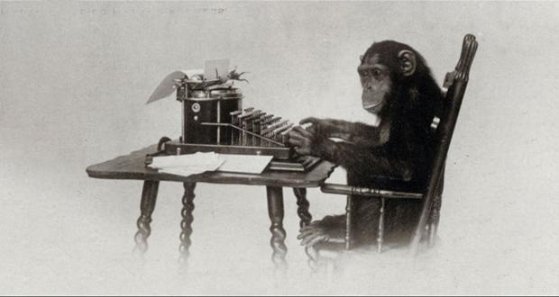 Infinite Monkey Theorem