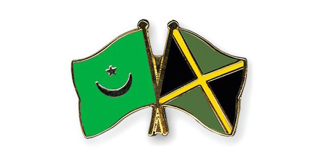 Jamaica and Mauritania