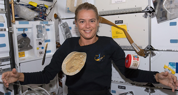 Space tortillas