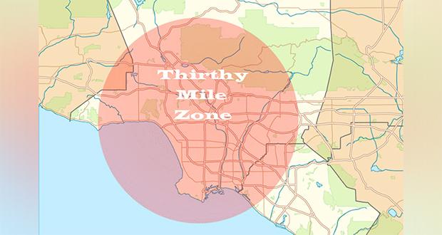 Thirty Mile Zone