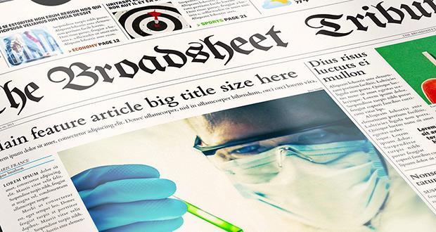 Newspaper tax