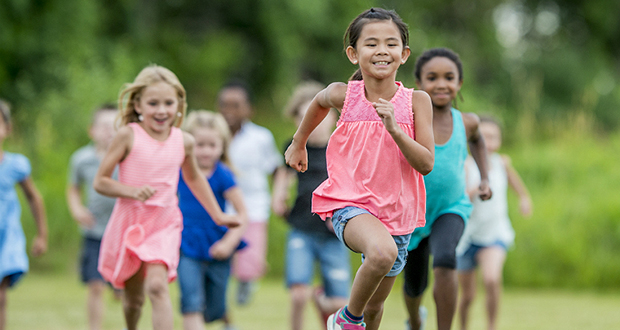 Children athletes