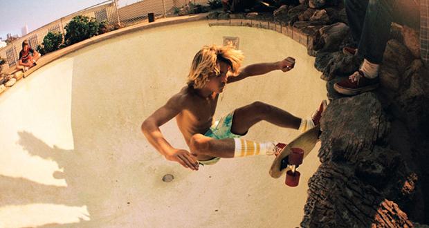 Rise of skateboarding