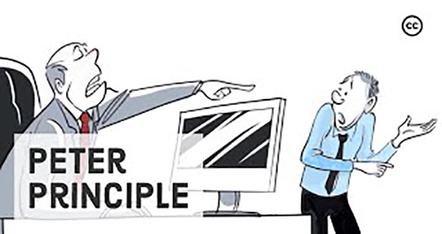 Peter's principle