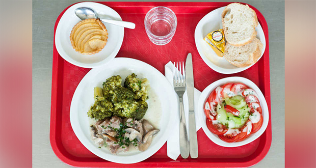 Four-course lunches