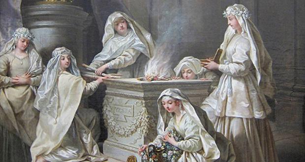 Vestal Virgins