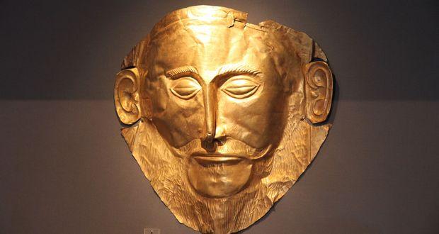 Mysterious Golden Mask