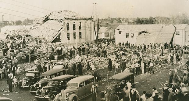 Texas School Blast
