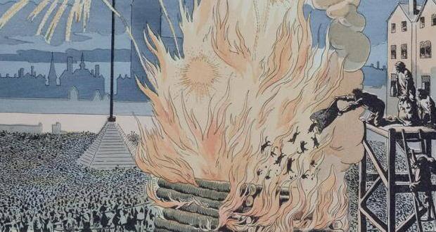 Cat Burning