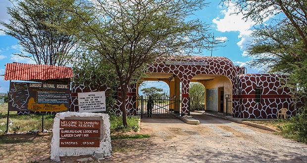 Kenya's SamburuNational Reserve