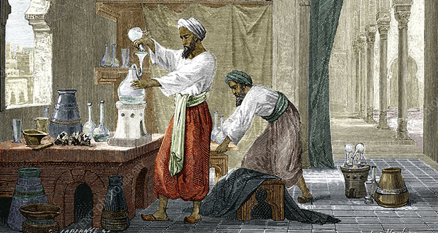 Scholar Rhazes
