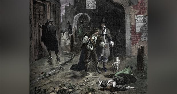 Plague Resistant