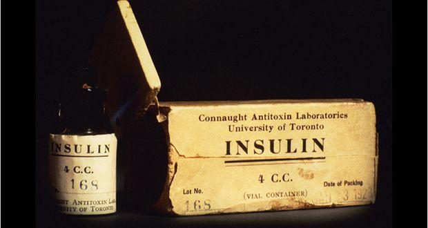 Insulin Patent